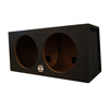 "Bassworx Street Wedge Series Enclosure (Dual 12"" - Ported)"