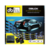 DB Link Under Car LED Lights (Multi Colour 5050 - 4 Strips)
