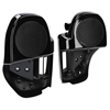 Additional images for SaddleTramp Lower Vented Fairings with Speaker Housing (HD '97 - up)