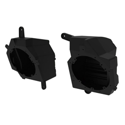 """Metra Replacement Speaker Pods (6.5"""" to 6.75"""" - Jeep Wrangler '18 - up)"""