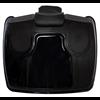Additional images for SaddleTramp Tour-Pak Lid with Speaker Adapters (Harley-Davidson '96 - '13)
