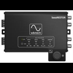 Wavtech Bass Restoration Processor / LOC / Line Driver (2 Channel - Remote)