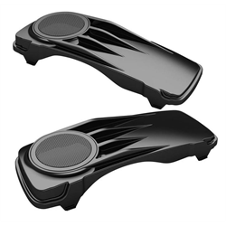 Motorcycle Speaker Pods / Add-on Kits