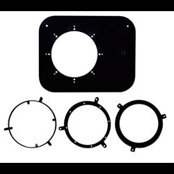 """Metra Speaker Spacers (Universal - 1/2"""") (For 5.25"""" or 6.5"""" Speakers)"""