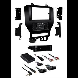 "Metra Premium Ford Mustang w/ 4.2"" Screen S/DDin Dash Kit ('15 - up)"