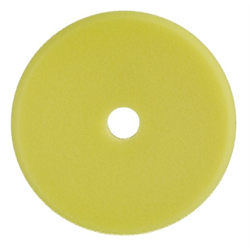SONAX Polishing Pad (Yellow - 143mm - DA Finish - Soft)