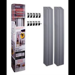 InstallBay Slat Wall System