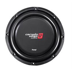 HED4 Series Shallow Subwoofers