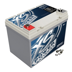 XS Power XP Series AGM Powercell Battery (12V - 35 Ah - Max 950A)