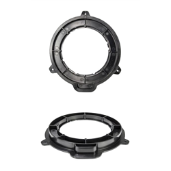 """Metra Ford Transit Speaker Adapters (6"""" to 6.75"""") ('15 - up)"""