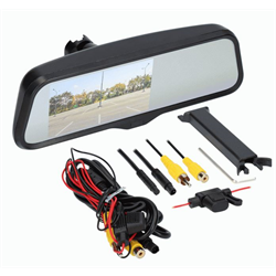 Marine / Powersports Rearview Mirrors