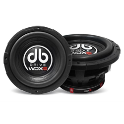 WDX G2 Shallow Competition Subwoofers