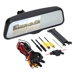 Marine / Powersports Rearview Mirrors