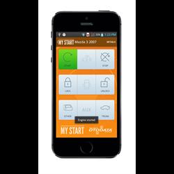 My Start Plus Smartphone Remote Starter System