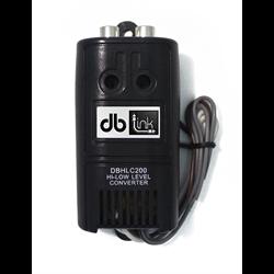 DB Link Reference Hi-Lo Level Converter (2 Channel - 50W) | Importel