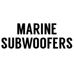 All Marine Subwoofers