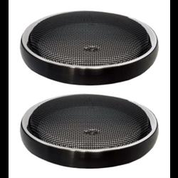 """Arc Audio ARC Series Speaker Grills (6.5"""" - Pair)"""