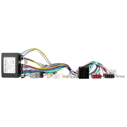 Connects2 Mercedes-Benz ISO T-Harness (Amplified - '90 - up)