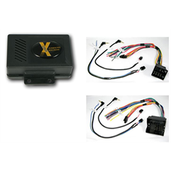 Crux Radio Replacement w/ SWC Ret  (CANBUS BMW / Mercedes