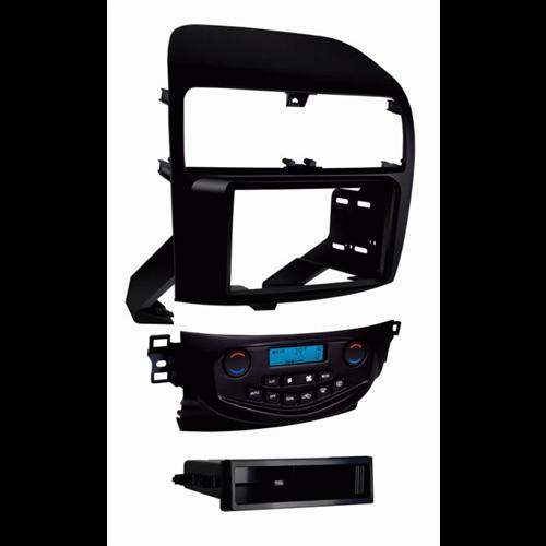 Metra Premium Acura TSX SDin + DDin Dash Kit ('04