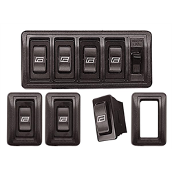 Power Window Switches & Harness (Illuminated - 7 Switches)