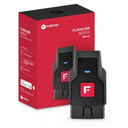 Fortin FlashLink Bluetooth Firmware Updater (For iOS and Android)