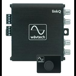 Wavtech Line Output Converter / Line Driver / EQ (2 Channel - Remote)