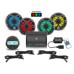 Marine / Powersports Audio Kits