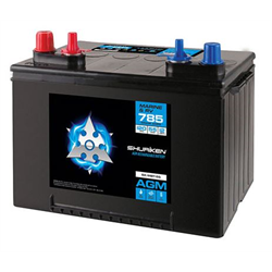 Marine / Powersports Batteries