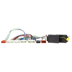 Connects2 Jeep ISO T-Harness (Amplified - '05 - up)