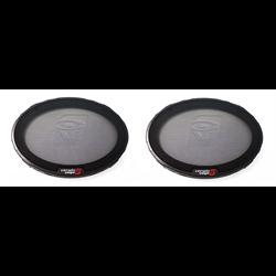 """Cerwin Vega Speaker Grills (6"""" x 9"""" - Pair)"""