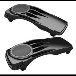 "SaddleTramp Saddlebag Speaker Adapters (Single 6.5"") (HD '94 - '13)"