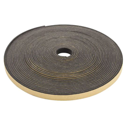 InstallBay Speaker Gasket Tape (Adhesive Foam - 50 ft. Roll)