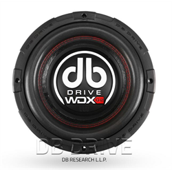 DB Drive WDX G2 Competition Subwoofer (10