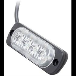 Heise Municipality LED Marker Lights (4 LED - Amber)