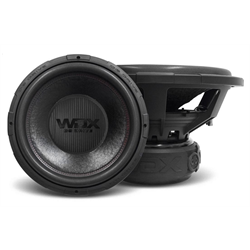 """DB Drive WDX G3 Competition Subwoofer (15"""" - 2000W RMS - Dual 4 Ohm)"""