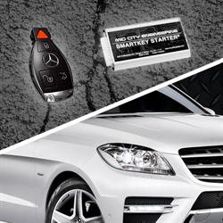 Mercedes SmartKey Remote Starters