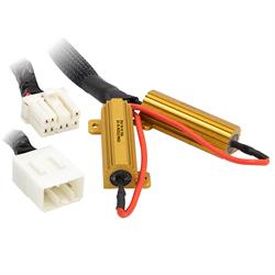 SaddleTramp Turn Signal Load Equalizer (Select HD Models '96 - '13)