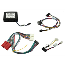 Connects2 Mercedes-Benz ISO T-Harness (Amplified - '02 - up)