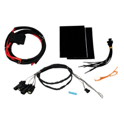 Arc Audio Harley Davidson Wire Harness (For MOTO600.4) ('14 ... on club car wire harness, harley davidson radio harness, harley davidson wire colors, bmw wire harness, harley davidson wire connectors, mercury marine wire harness,