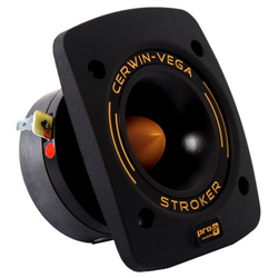 "Cerwin Vega Stroker Pro Compression Tweeters (1"" - 50W RMS - Pair)"