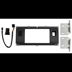 "Metra Premium Range Rover Evoque (w/ 5"" Screen) DDin Dash Kit ('12 - up)"