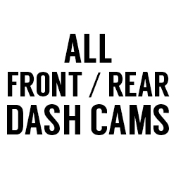 All Front / Rear Dashcams