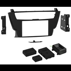 Metra Premium BMW 3 / 4 Series w/ Amp DDin Dash Kit ('14 - '16) - Special Order