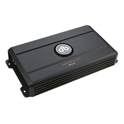 DB Drive Speed Series Amplifier (1200W - Class D Monoblock)