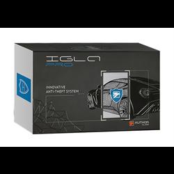 Author Alarm IGLA-PRO Digital Anti-Theft System (Incl. 2 Key Fobs - 2CAN / 2LIN)