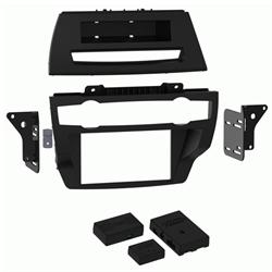 Metra Premium BMW X5 w/ Amp DDin Dash Kit ('07 - '13) - Special Order