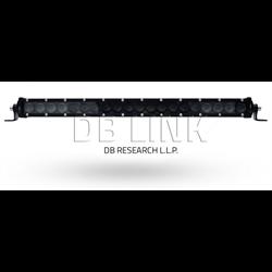 LUX Performance DBLXSR8C 8 Straight Single Row Light Bar DB Research L.L.P.