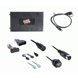 Motorcycle Bluetooth Interfaces