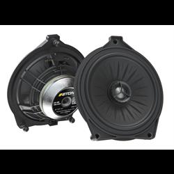 "ETON OE Upgrade Speaker for Mercedes-Benz (4"" - 2-Way - 4 Ohm)"